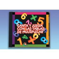 C.D. CANTA Y JUEGA CON LAS TABLAS DE MULTIPLICAR