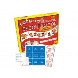LOTERIA DE CONJUGACION SIMPLE