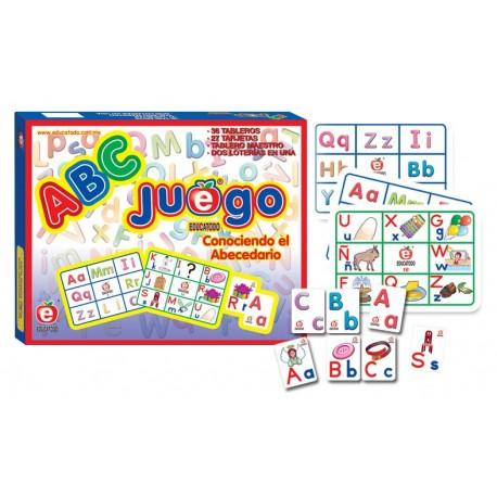 ABC JUEGO EDUCATODO