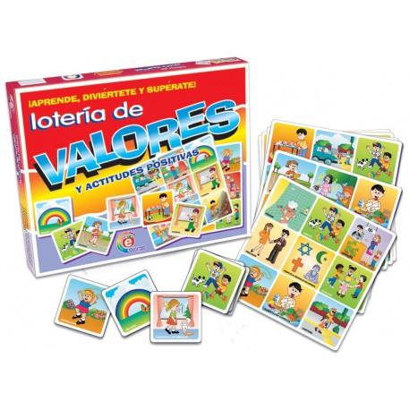 LOTERIA DE VALORES