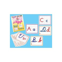 FLASH CARDS DE CALIGRAFIA