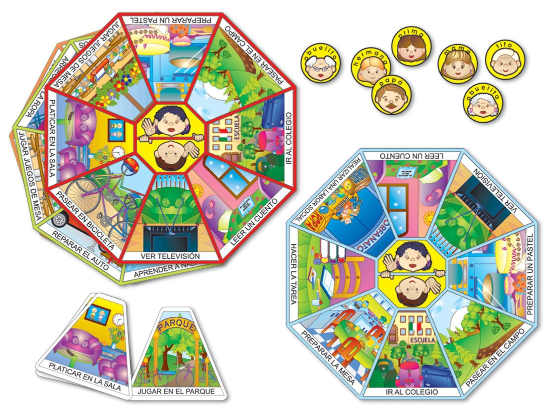 Loteria De Actividades Familiares Educatodonayarit