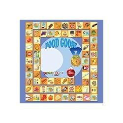 TAPETIJUEGO FOOD GOOSE 2 X 2 M