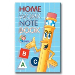 HOME WORK NOTEBOOK
