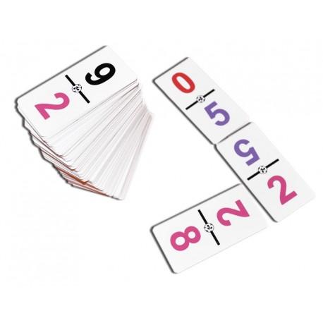 DOMINO GRUPAL NUMEROS DEL 0 AL 12 91 PIEZAS