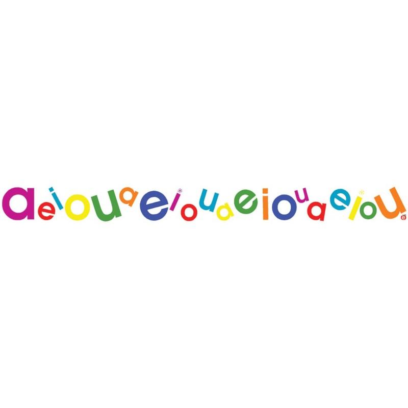 Cenefa decorativa las vocales educatodonayarit - Cenefas decorativas para imprimir ...